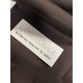 Puuvillane kangas viskoosiga