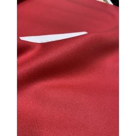 Двухсторонняя шерсть, красная